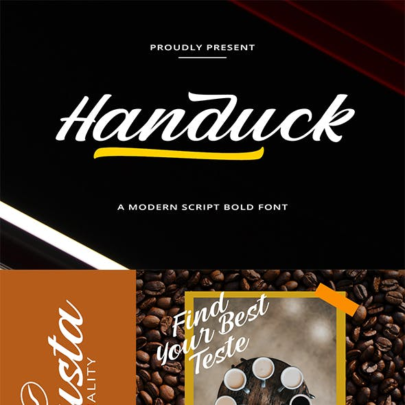 Handuck