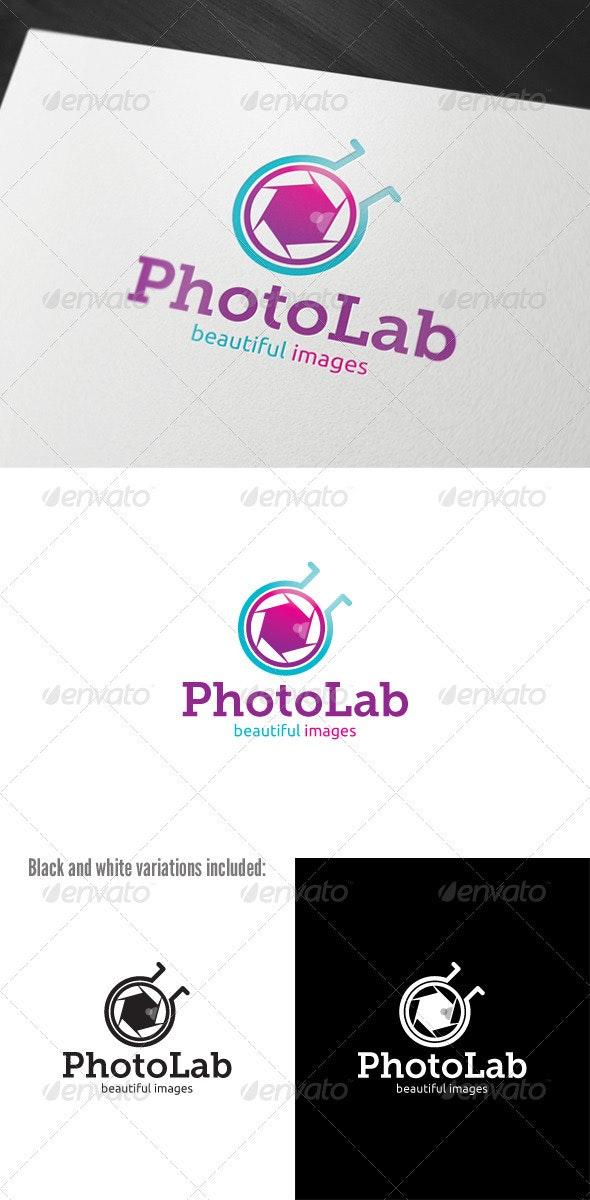 Photo Lab Logo - Objects Logo Templates