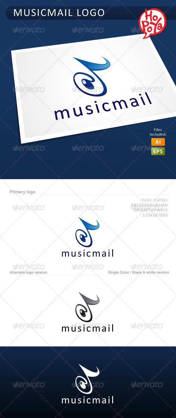 Musicmail Logo - Symbols Logo Templates
