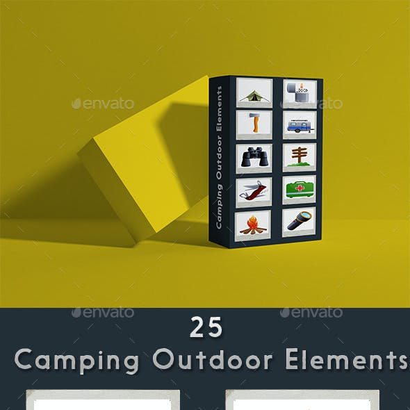 Camping Outdoor Elements