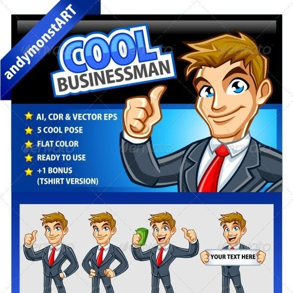 Cool Bussinesman