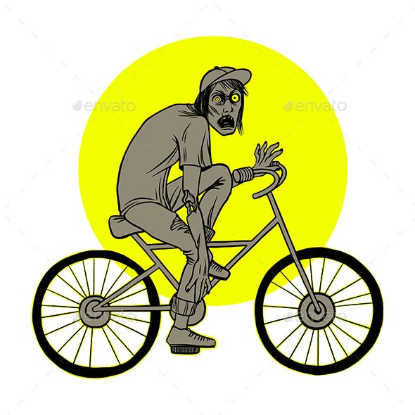 Zombie Bicycle