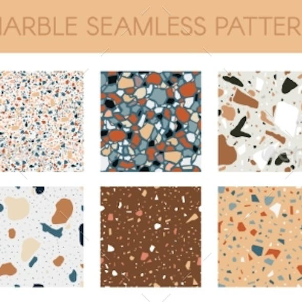 Marble Texture Pattern