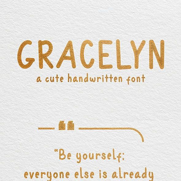 Gracelyn Handwritten