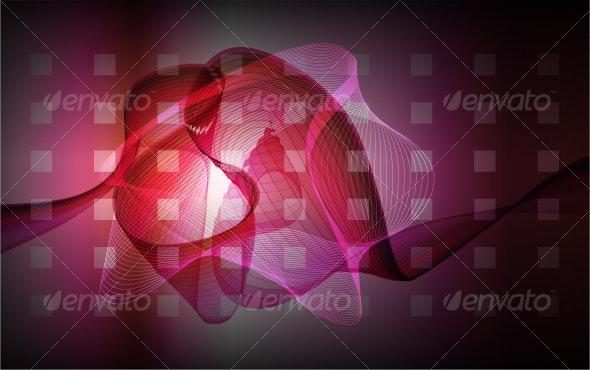 Pink Background - Backgrounds Decorative