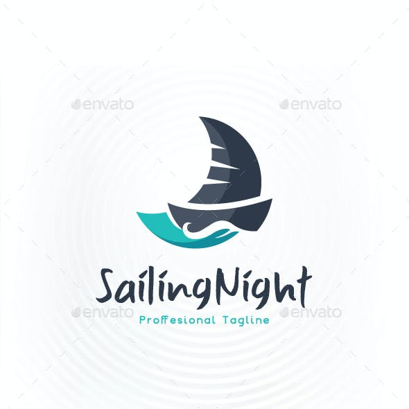 Sailing Night Logo