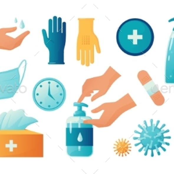 Hand Disinfection