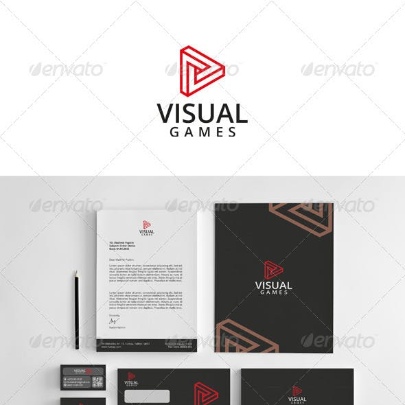 Corporate Stationery Visual Games