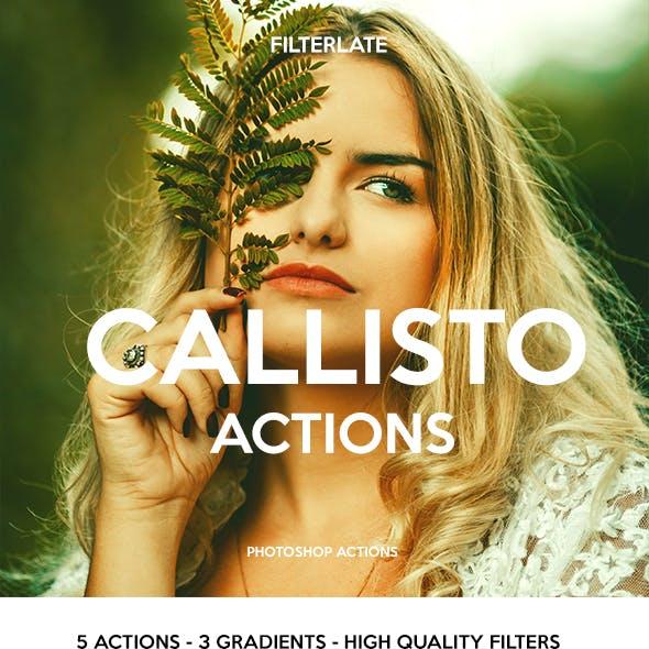 Callisto Actions