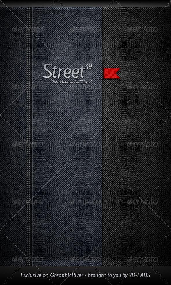Street 49 V3 - Patterns Backgrounds
