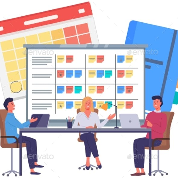 Business Strategy Planning Project Management