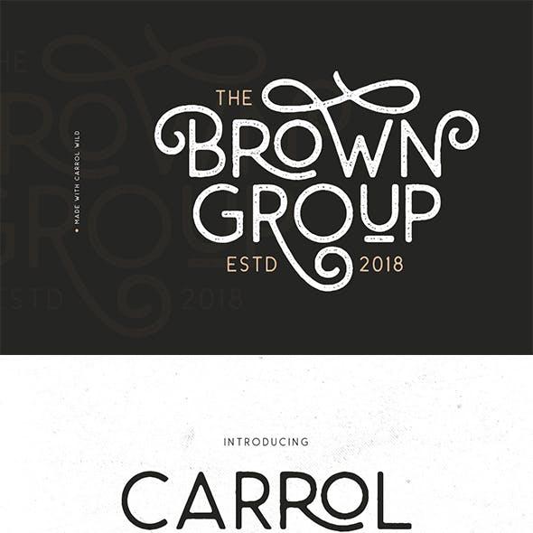 Carrol Wild - Modern Sans