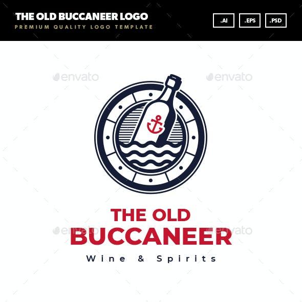 The Old Buccaneer logo