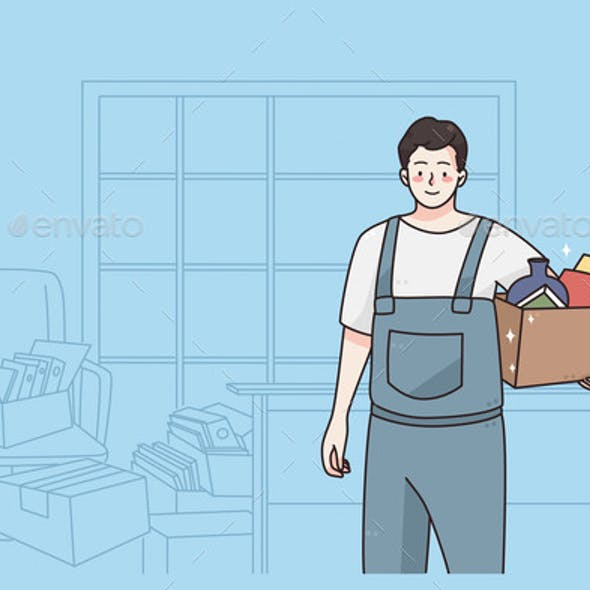 Repairman and Workman Concept
