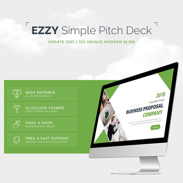 Ezzy Powerpoint Template