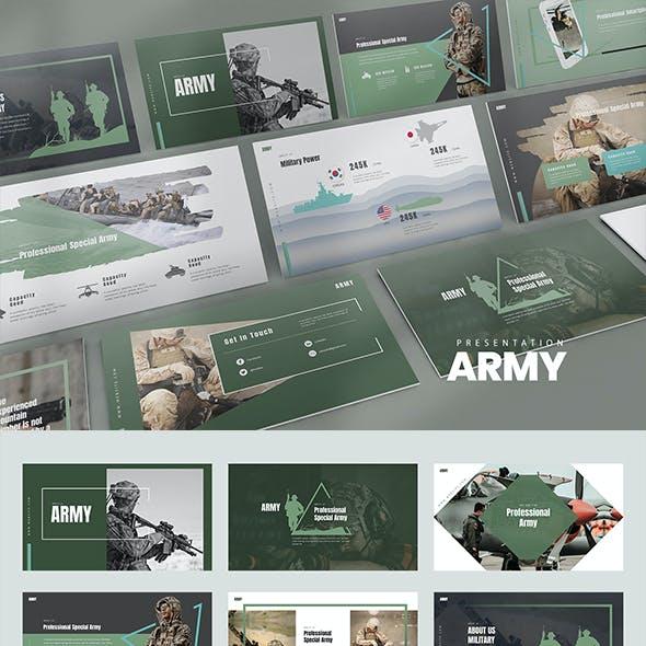 Army PowerPoint Presentation