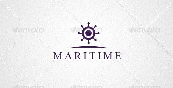 Marine & Transport Logo 0168 - Objects Logo Templates