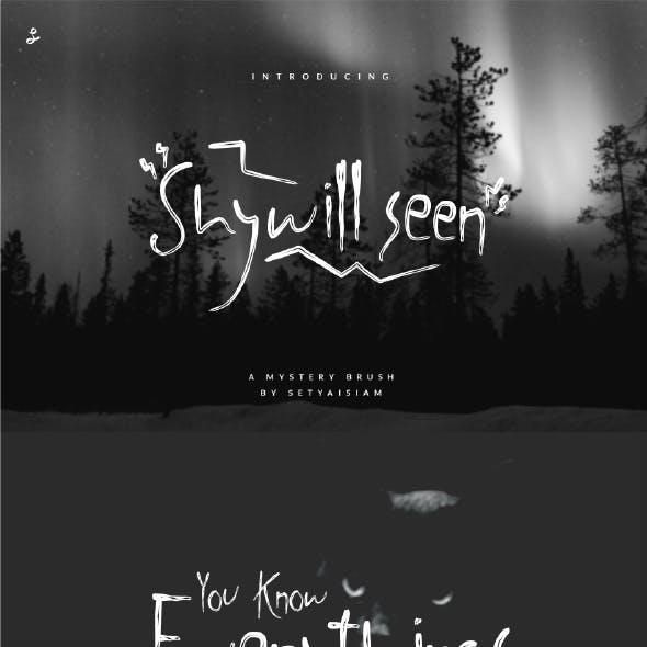 Shywill Seen