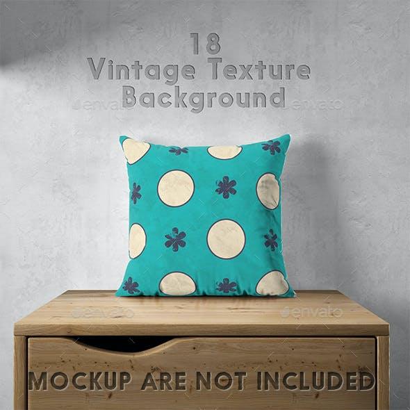 18 Vintage Texture Background