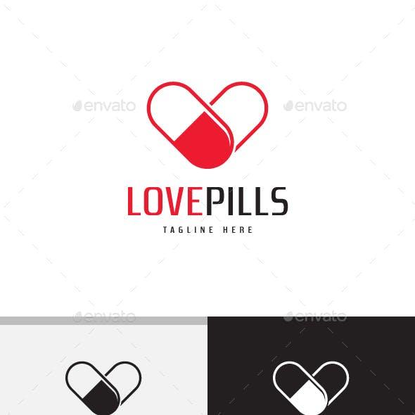 Love Pills Logo