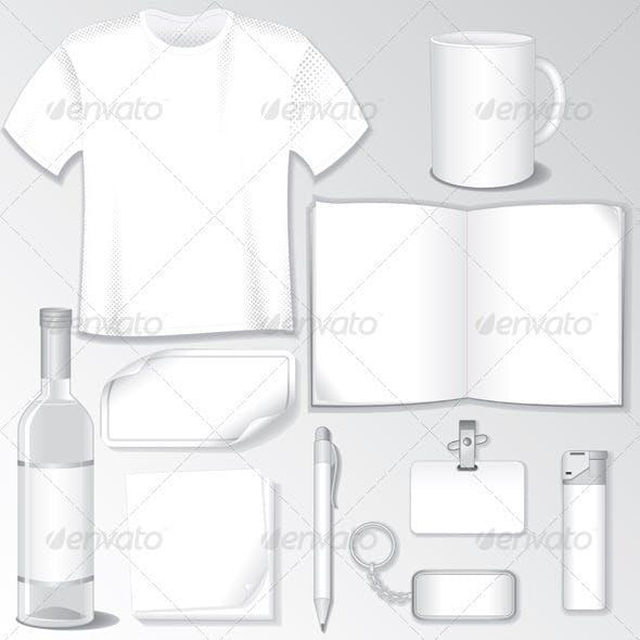 White Design Templates