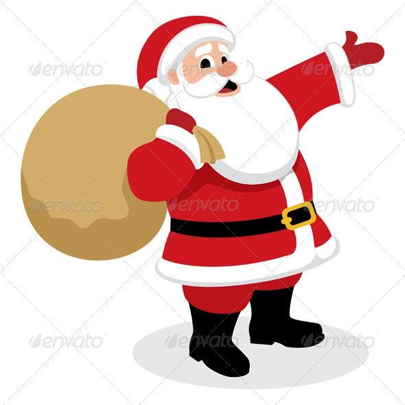Santa Presents - Christmas Seasons/Holidays