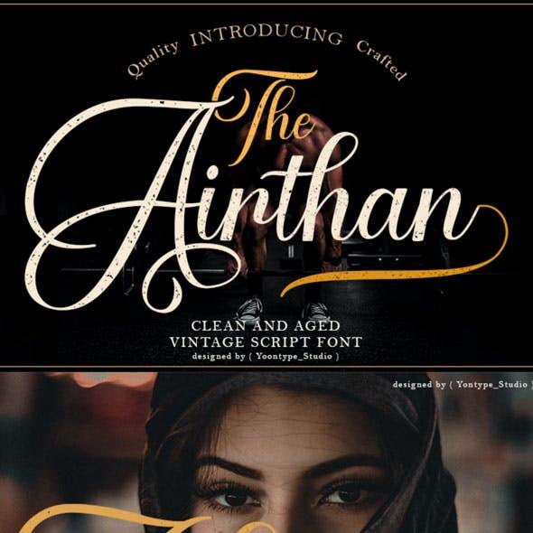 Airthan Script