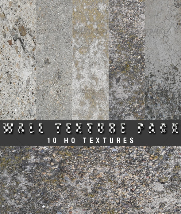 Wall Texture Pack - Stone Textures