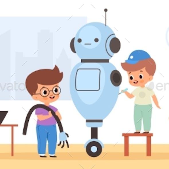 Kids Robotics Project