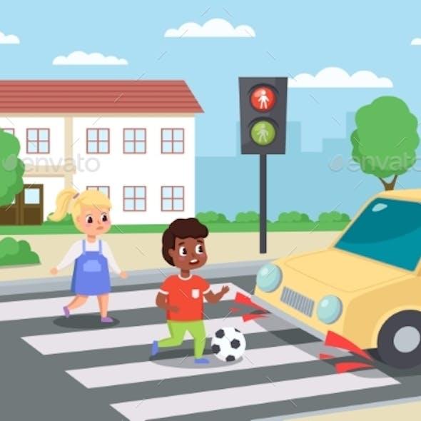Violation Road Rules