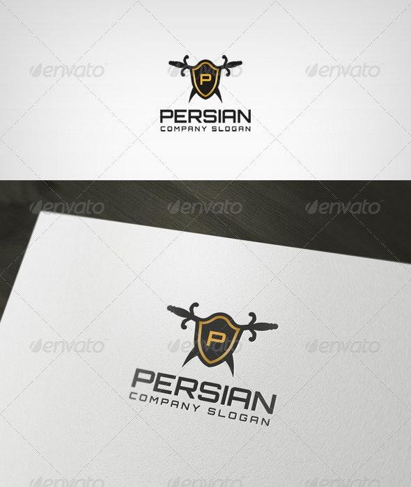 Persian Logo - Crests Logo Templates