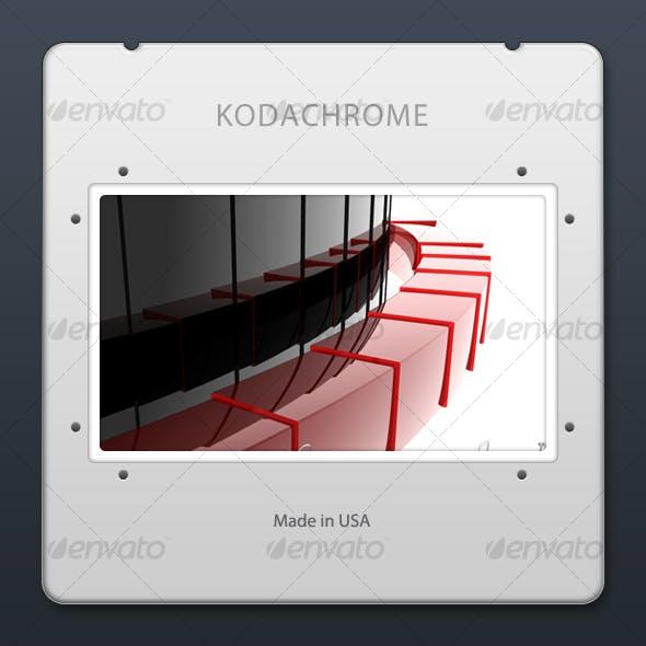 35 mm Presentation Slide