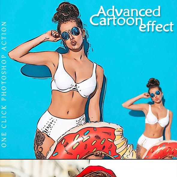 Advanced Cartoon Effect