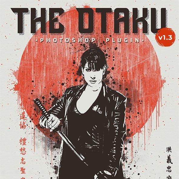 The Otaku Photoshop Plugin v1.3