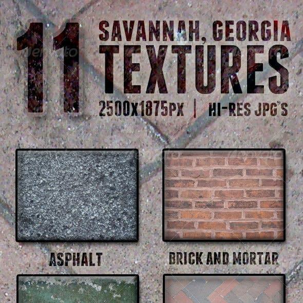 Savannah Textures