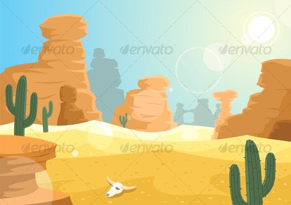 Desert - Landscapes Nature