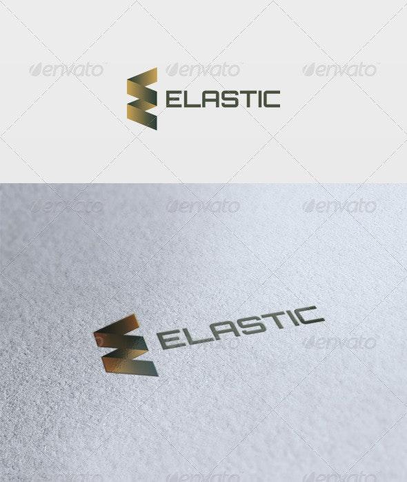 Elastic Logo - Letters Logo Templates