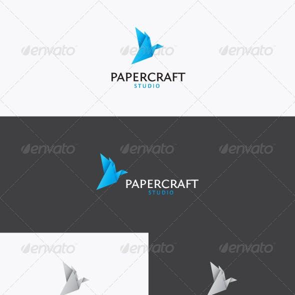 Paper Craft Logo
