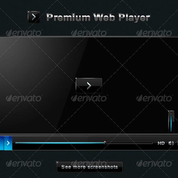 Premium Web Player