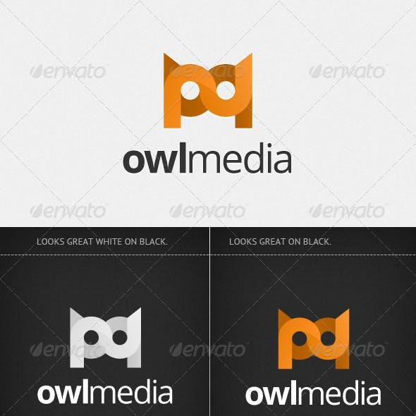 Modern Owl Media Logo
