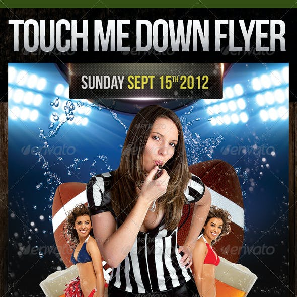 Touch me Down