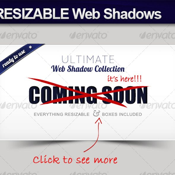 Web Shadow Collection