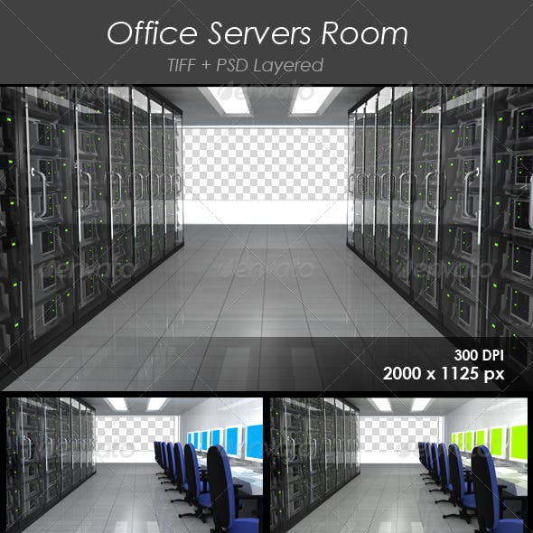 Office Servers Room
