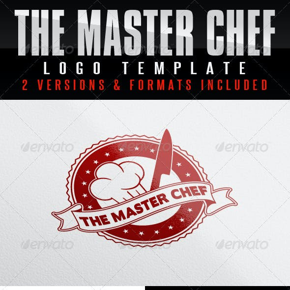 Chef Logo Templates