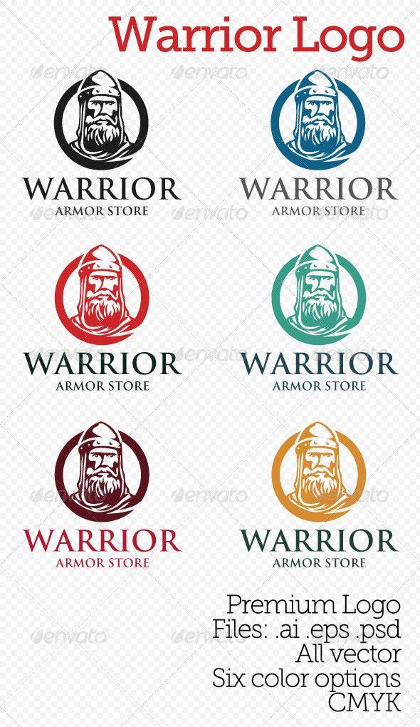 Warrior Logo - Humans Logo Templates