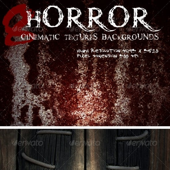 Horror Cinematic Backgrounds Pack 1