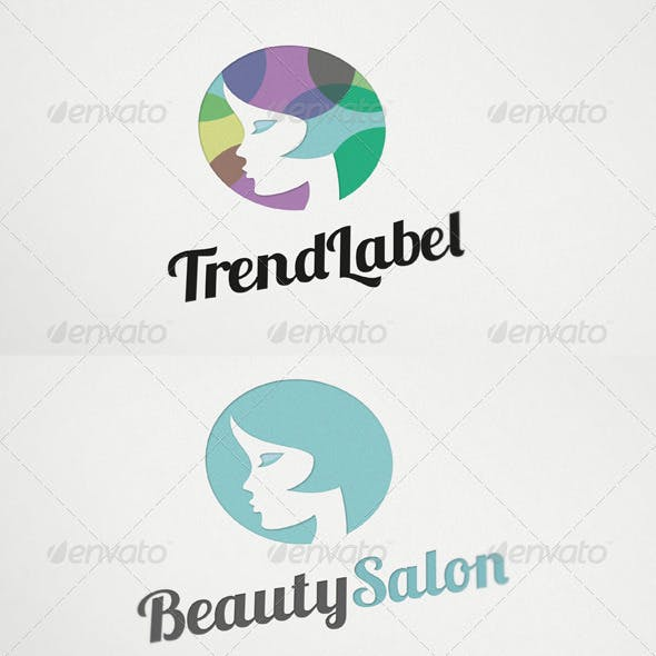 Beauty or Fashion Logo