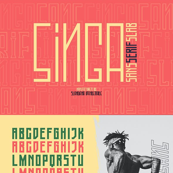 Singa - Variable Font