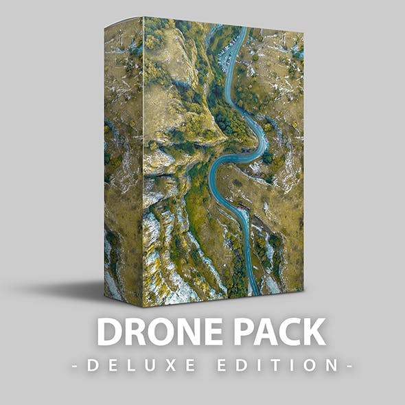 Drone Pack   Deluxe Edition for Mobile and Desktop