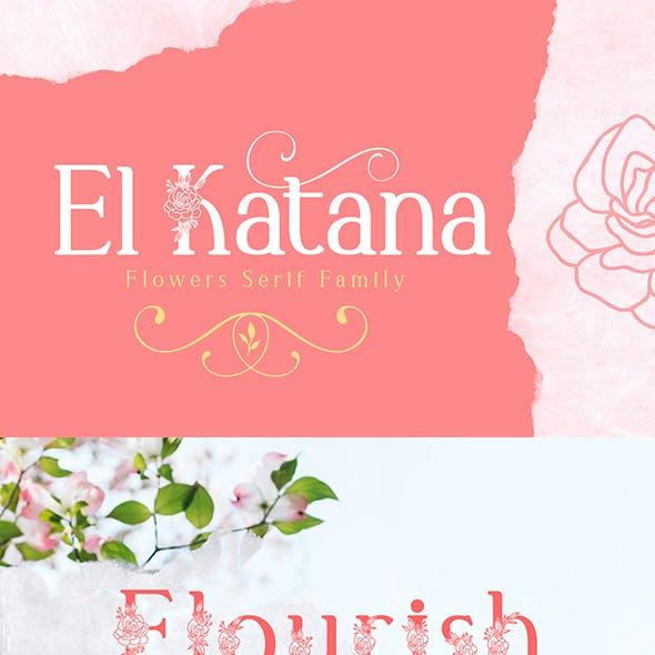El Katana - Medium Family